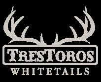 Tres Toros Whitetails Logo